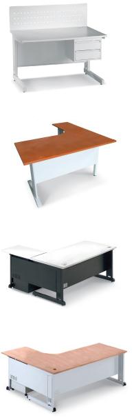 Modular desks smpc dexon a malaysian steel office - Metal office furniture manufacturers ...